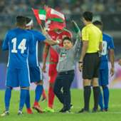 Kuwait and Oman before Gulf Cup