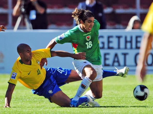 Bolivia vs Brasil