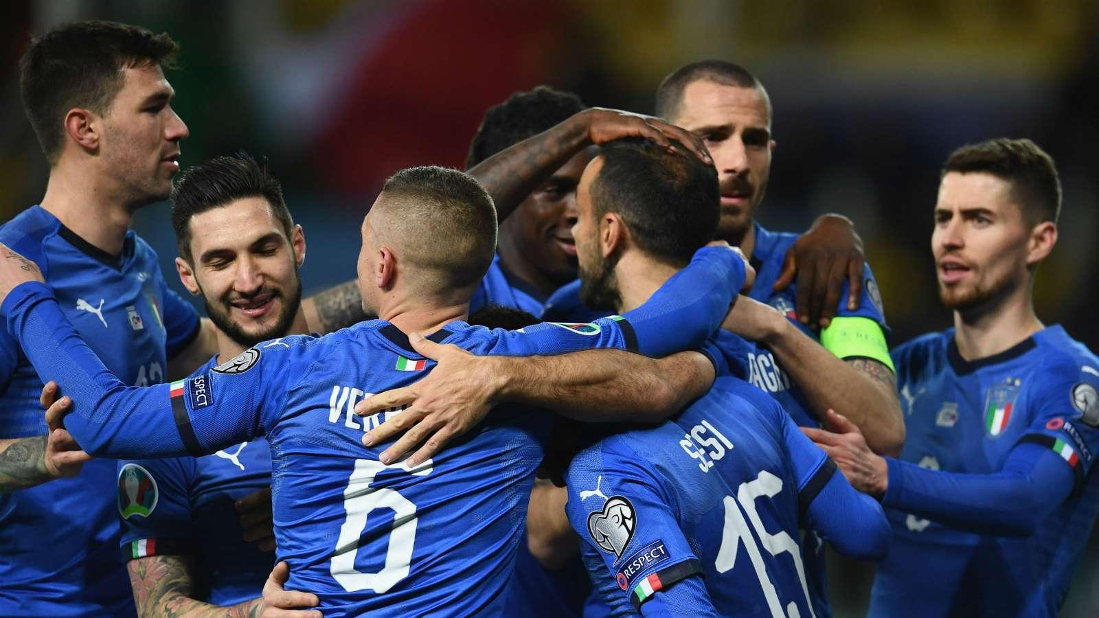Qualifications Euro 2020 - L