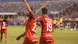 Rafael Sóbis Palestino Internacional Copa Libertadores 06032019