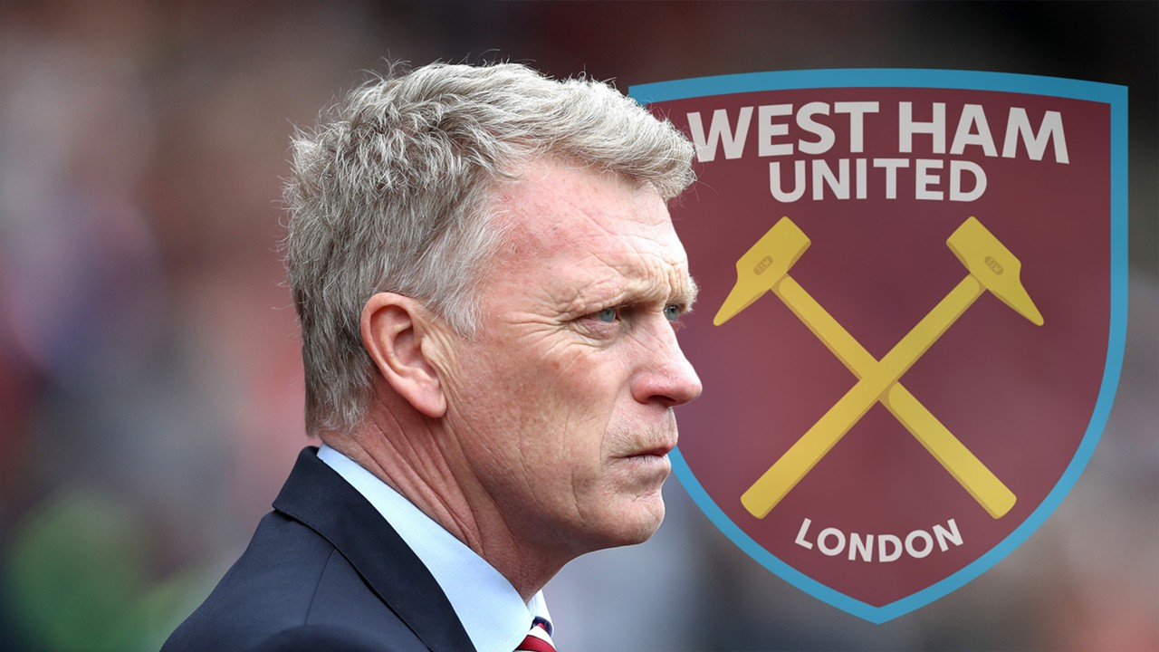 Bilderesultat for David Moyes west ham