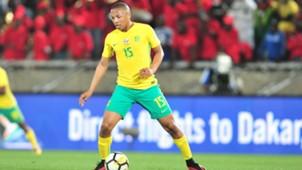 Bafana Bafana Andile Jali, November 2017