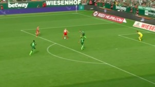 Arjen Robben Bayern Munich - Bremen