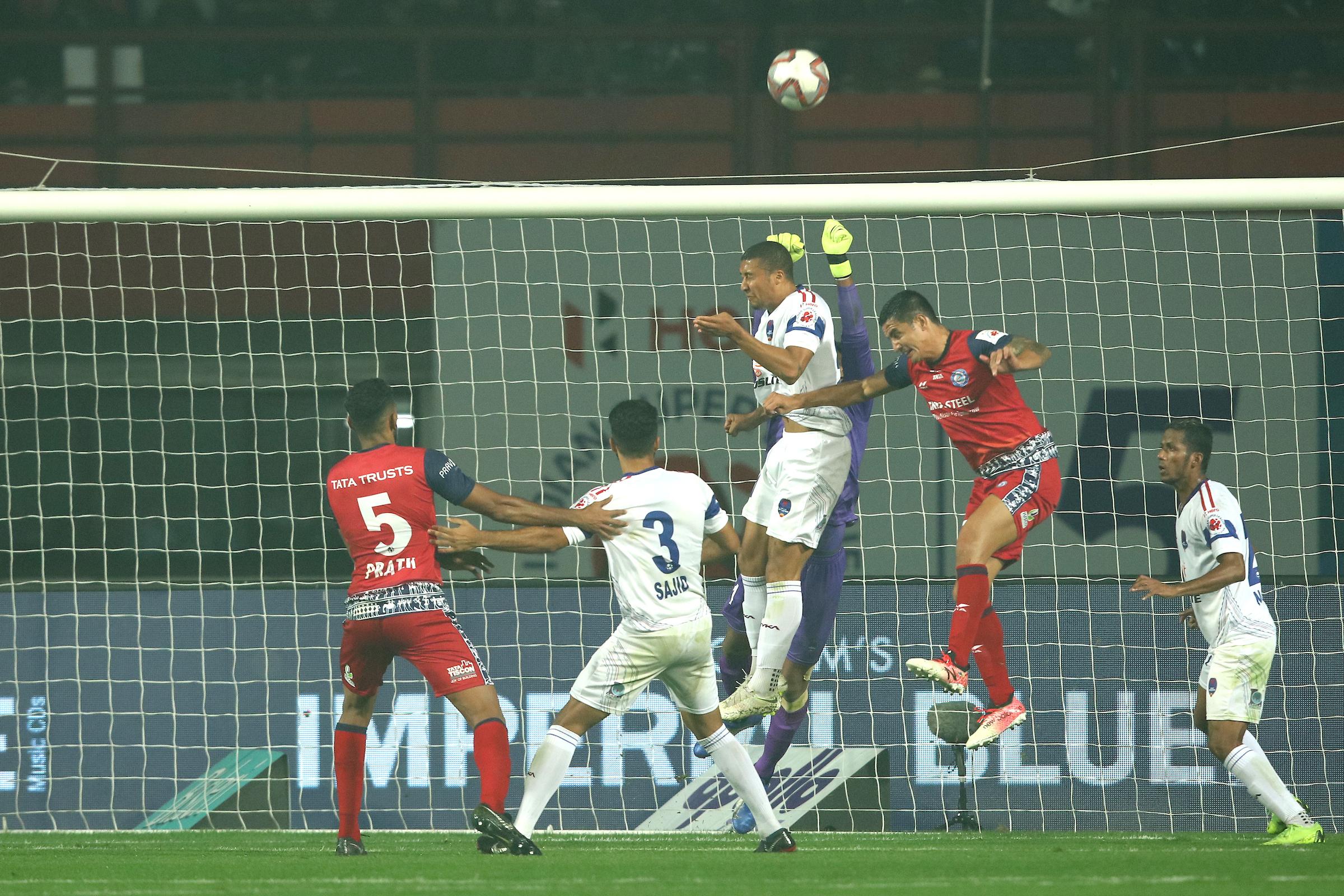 Tim Cahill Goal Jamshedpur Delhi ISL