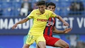 Amine Harit Syam Ben Youssef Caen Nantes Ligue 1 22042017