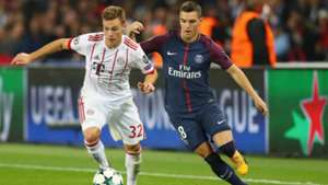 Joshua Kimmich Bayern PSG 27092017