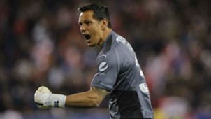 Rodolfo Cota Liga MX Chivas 2018