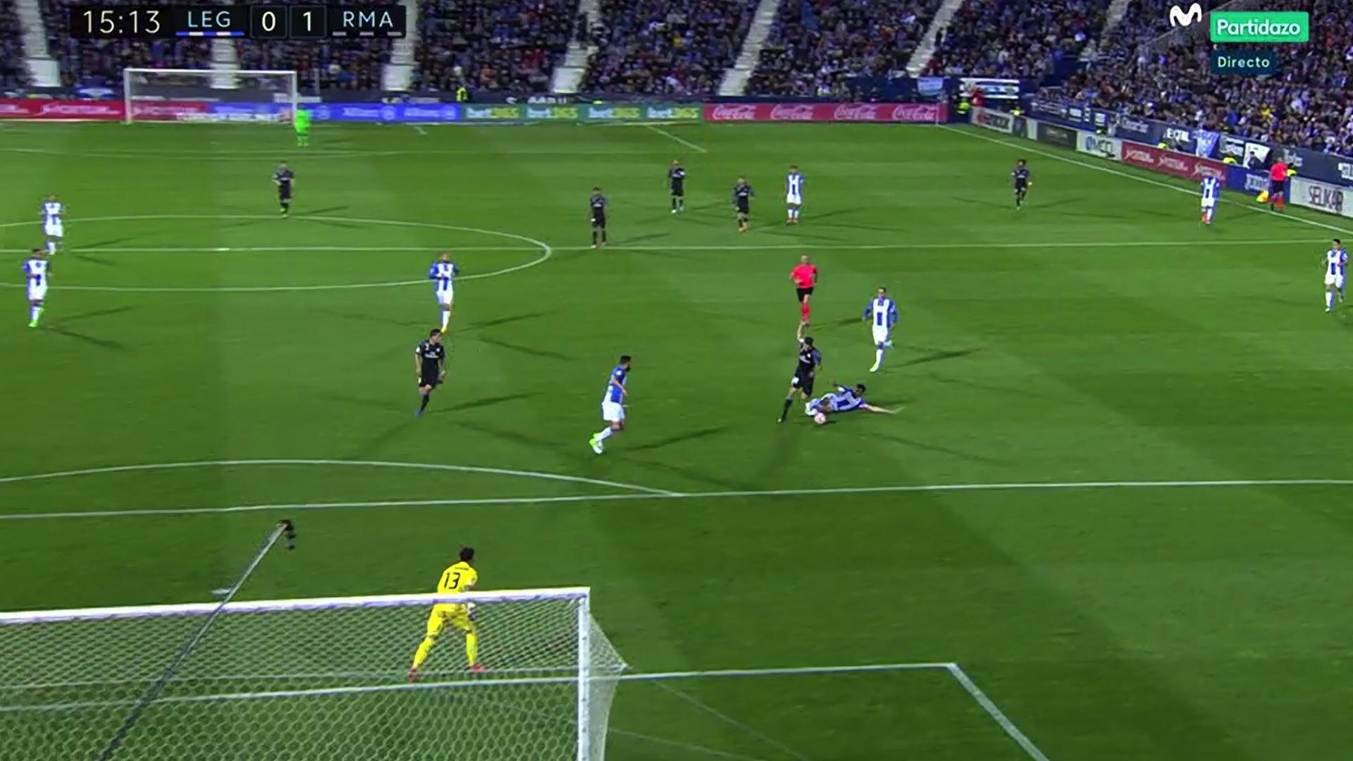 Asensio-James Madrid-Leganes