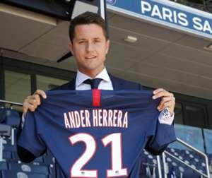 Ander Herrera PSG