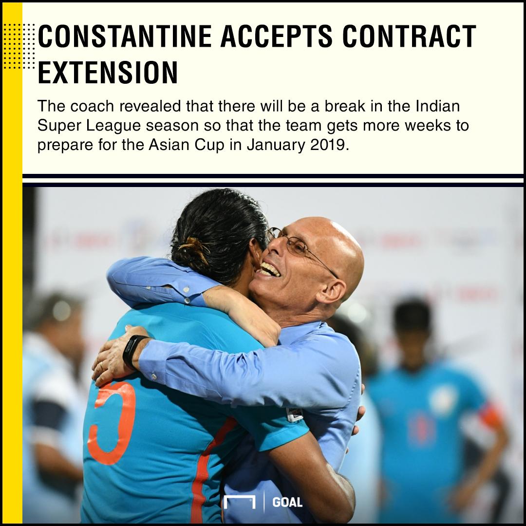India Constantine GFX
