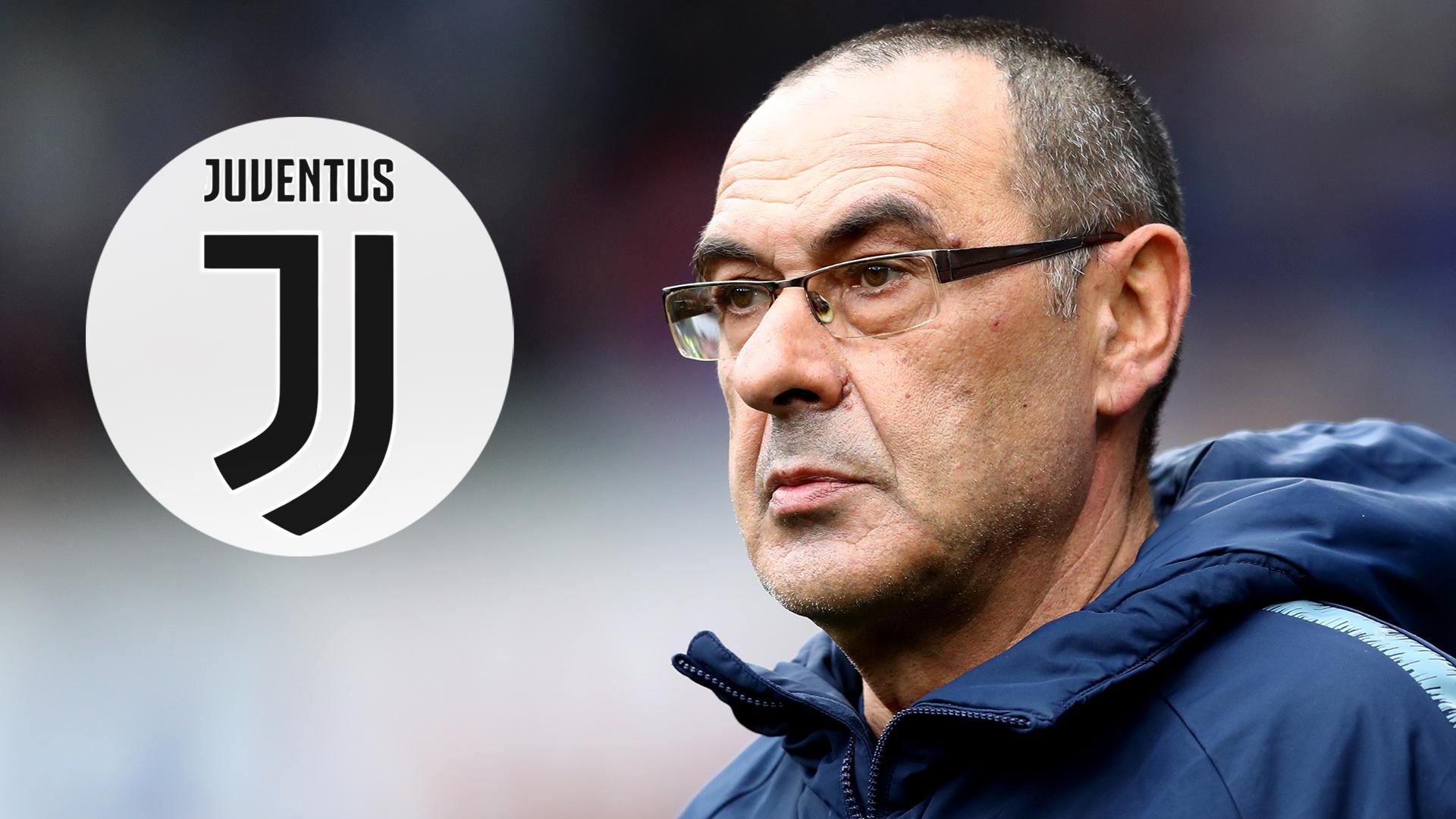 Maurizio Sarri Chelsea Juventus
