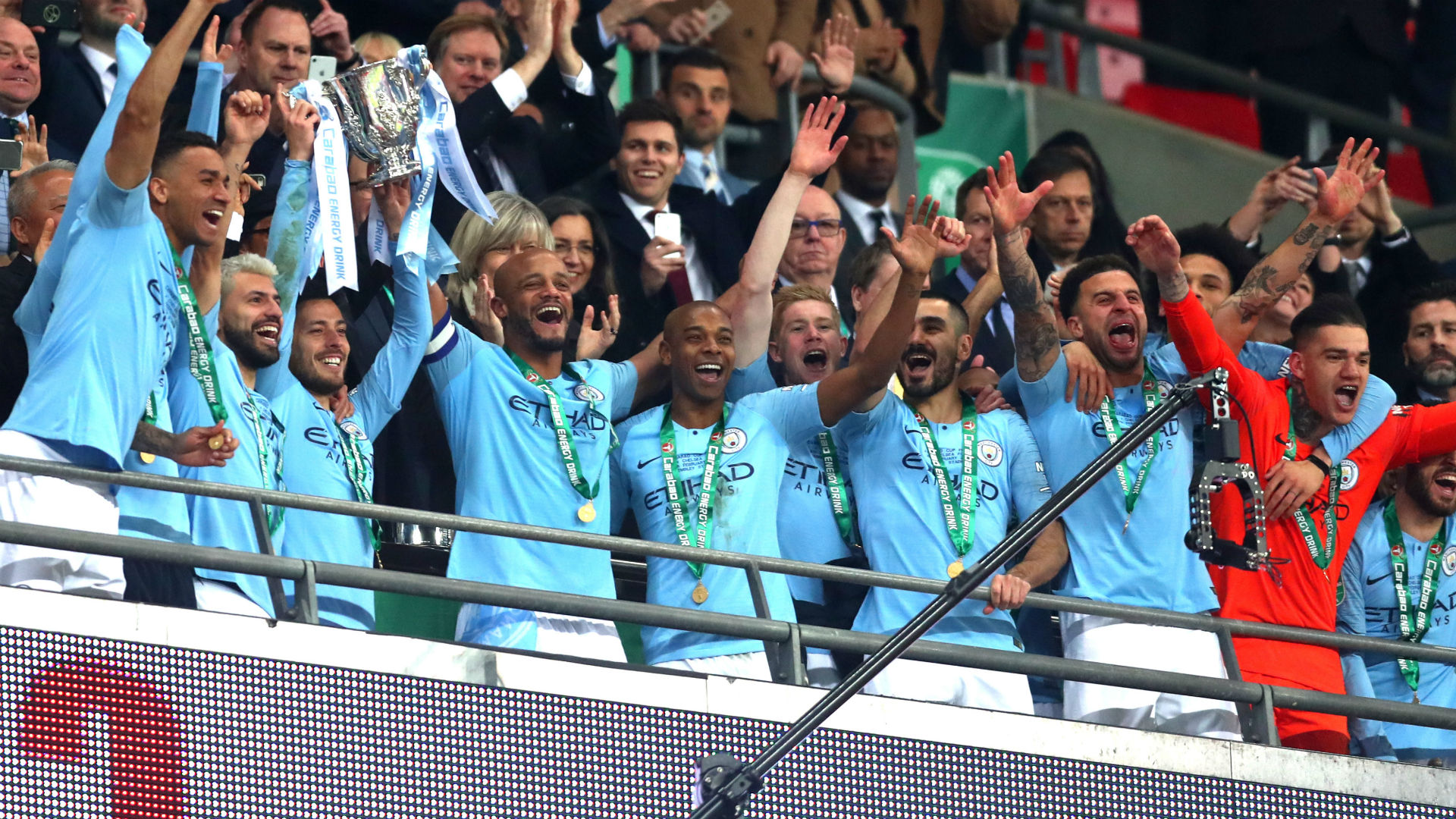 How Many Man City Won The Cup: Carabao Cup Final: Kevin De Bruyne Claims Quadruple Would