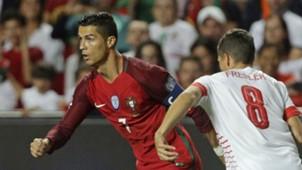 Cristiano Ronaldo Portugal Switzerland