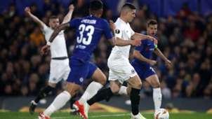Luka Jovic FC Chelsea Eintracht Frankfurt Europa League 09052019