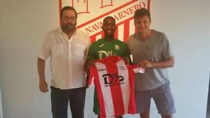 Club Deportivo Artistico Navalcarnero, Thabo Maponya