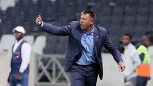 Eric Tinkler, SuperSport United