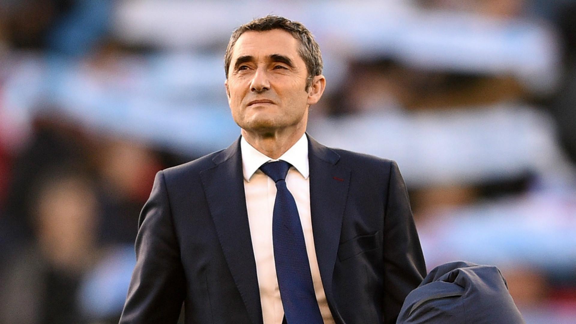 Barca Boss Valverde Hints At Resting Messi Vs Celta Vigo
