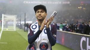 Neymar Paris Saint-Germain 12052018