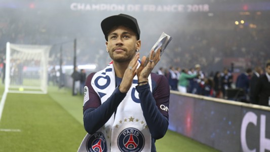 Neymar Paris Saint-Germain 12052018