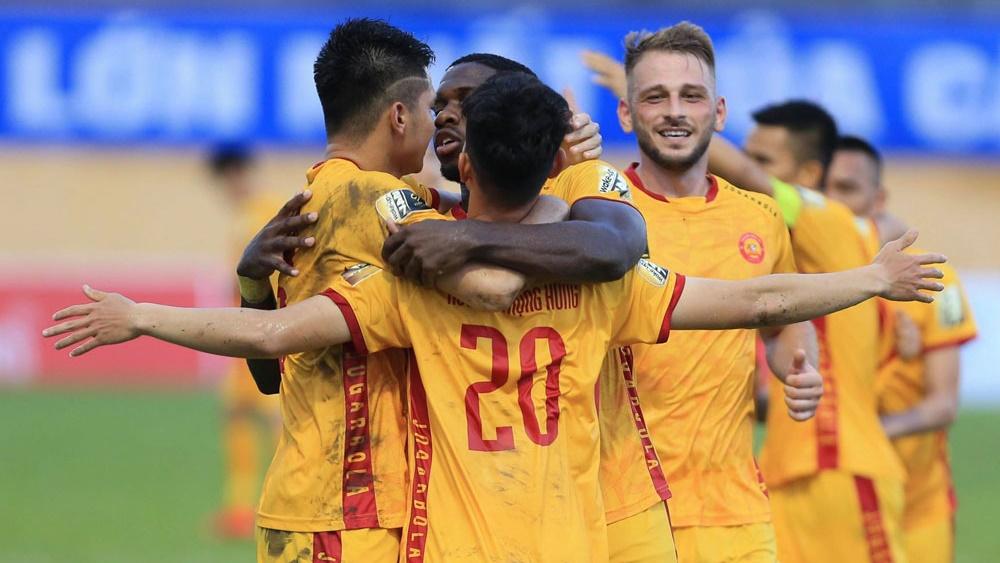 Gramoz Kurtai Thanh Hoa V.League 2019