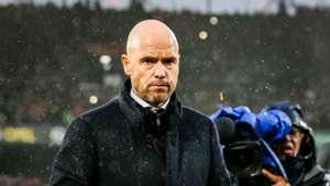 Erik ten Hag, Feyenoord - Ajax, Eredivisie 01272019