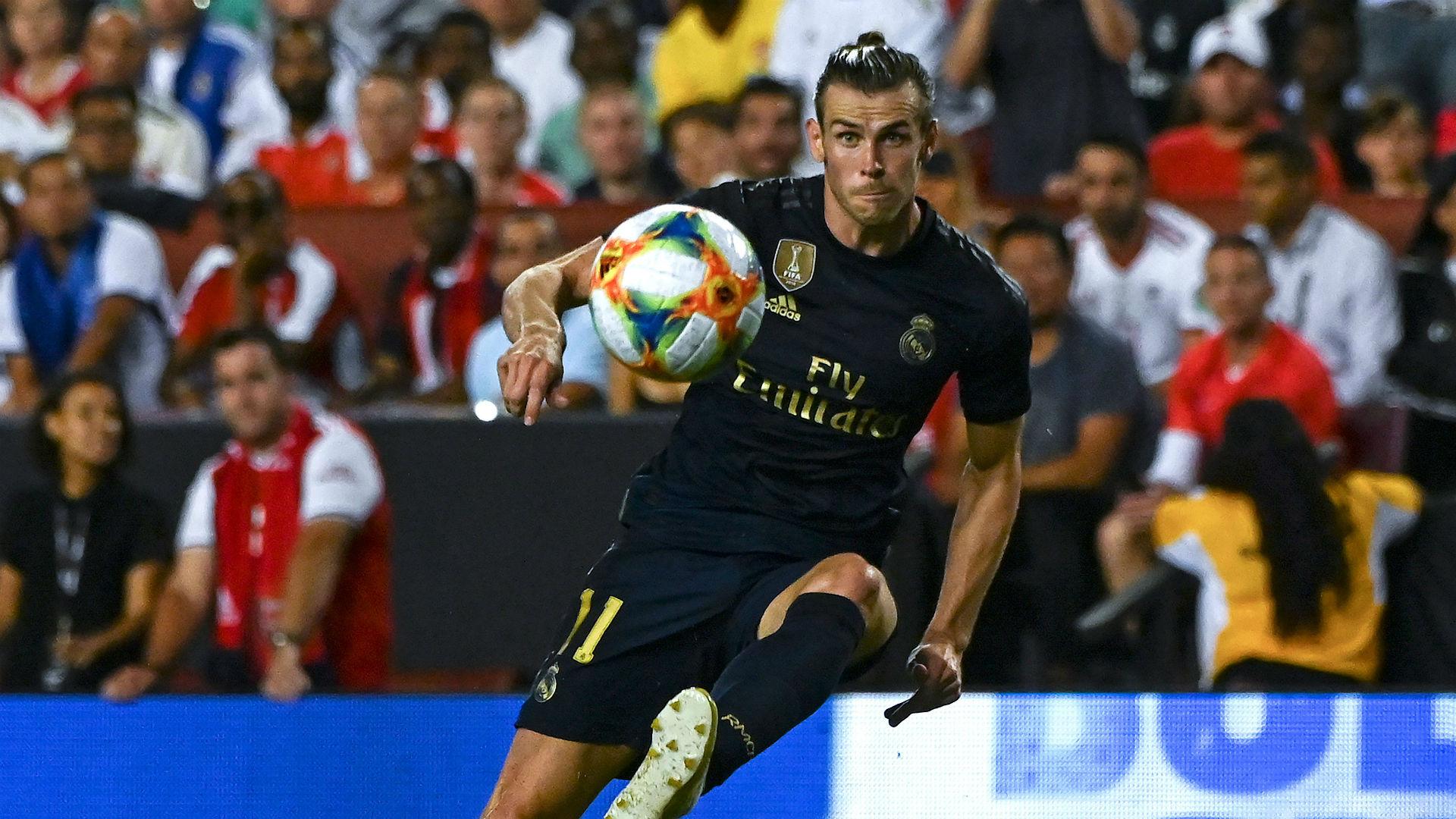 Gareth Bale Real Madrid Arsenal ICC 2019