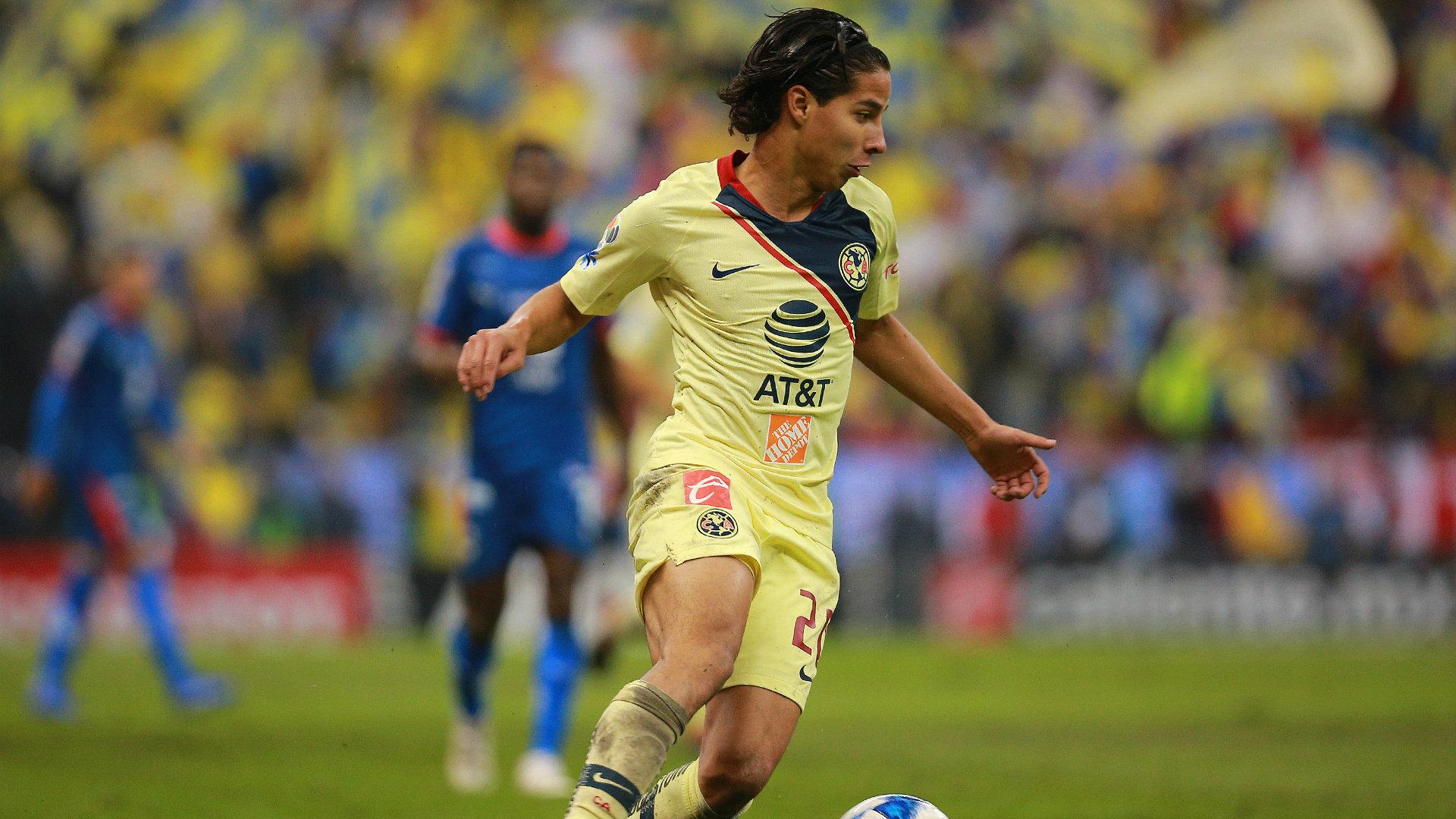 Diego Lainez América Liga MX Apertura 2018