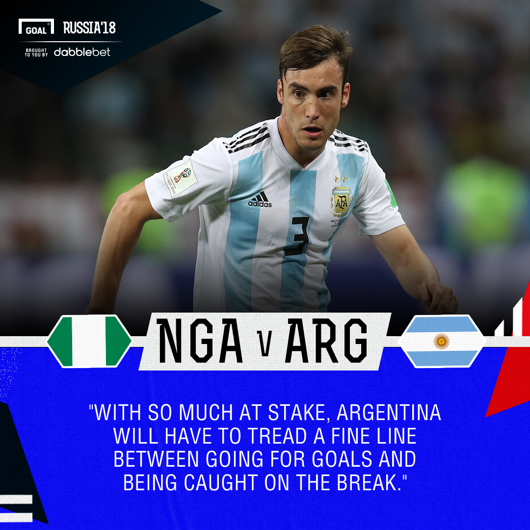 Nigeria v Argentina Betting Tips: Latest odds, team news