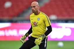 Willy Caballero - Chelsea