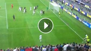 play Gol Zapata. Inter Milan 15042017
