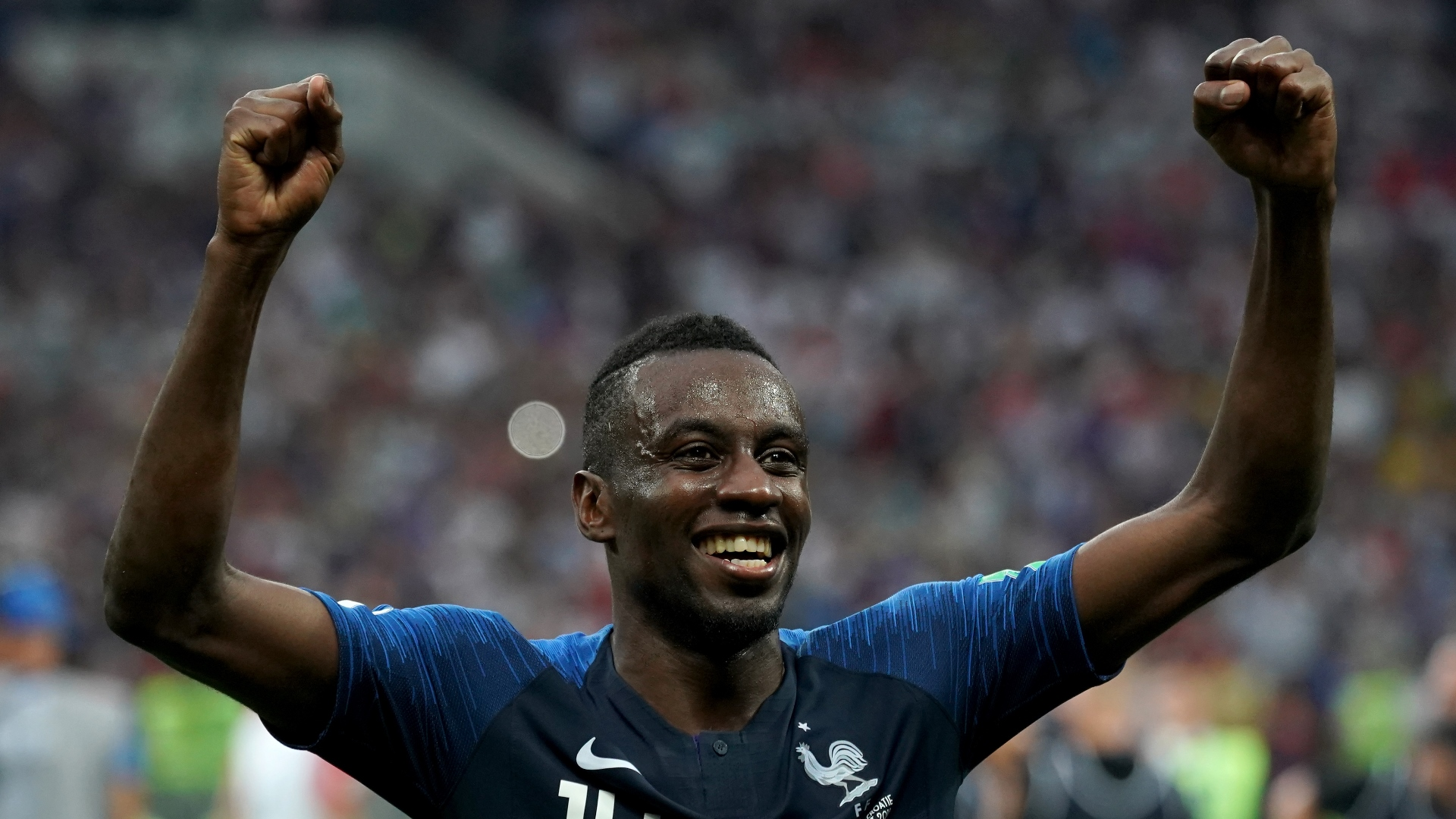 Juventus News Blaise Matuidi Taunts Best Player On The Planet Cristiano Ronaldo With World Cup Trophy Jibe Goal Com
