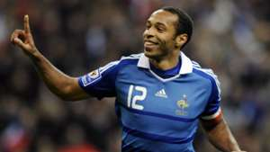 Thierry Henry France