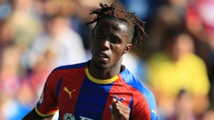 Wilfried Zaha Crystal Palace 2018-19