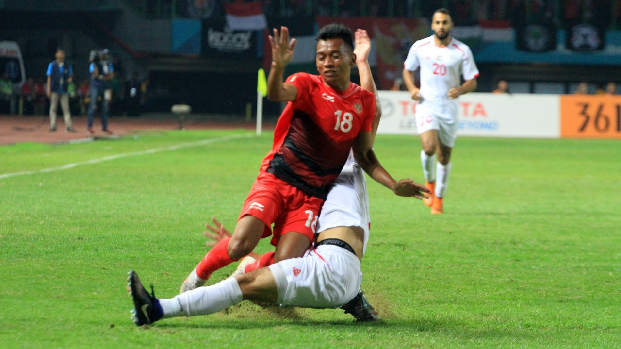 Irfan Jaya - Indonesia