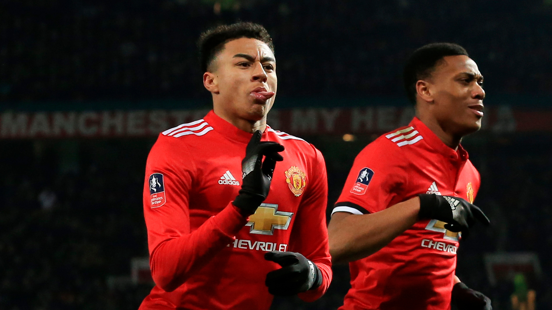 £650m spent, but academy star Lingard is Man Utd's best player right now