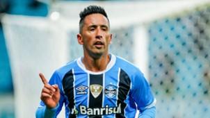 Barrios Gremio Fluminense Copa do Brasil 17052017