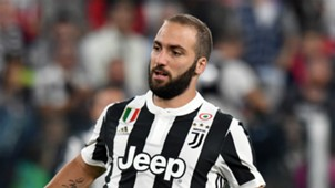 Gonzalo Higuain, Juventus, Serie A, 23092017