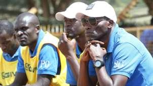 Posta Rangers coach Sammy Omollo