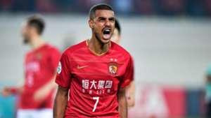 Alan Carvalho Guangzhou Evergrande