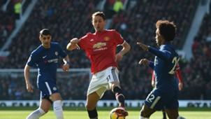 Nemanja Matic Manchester United Chelsea