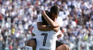 Iván Morales Esteban Paredes Colo Colo Wanderers 151017