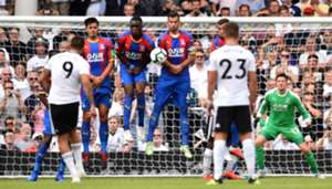 Wayne Hennessey - Fulham v Crystal Palace