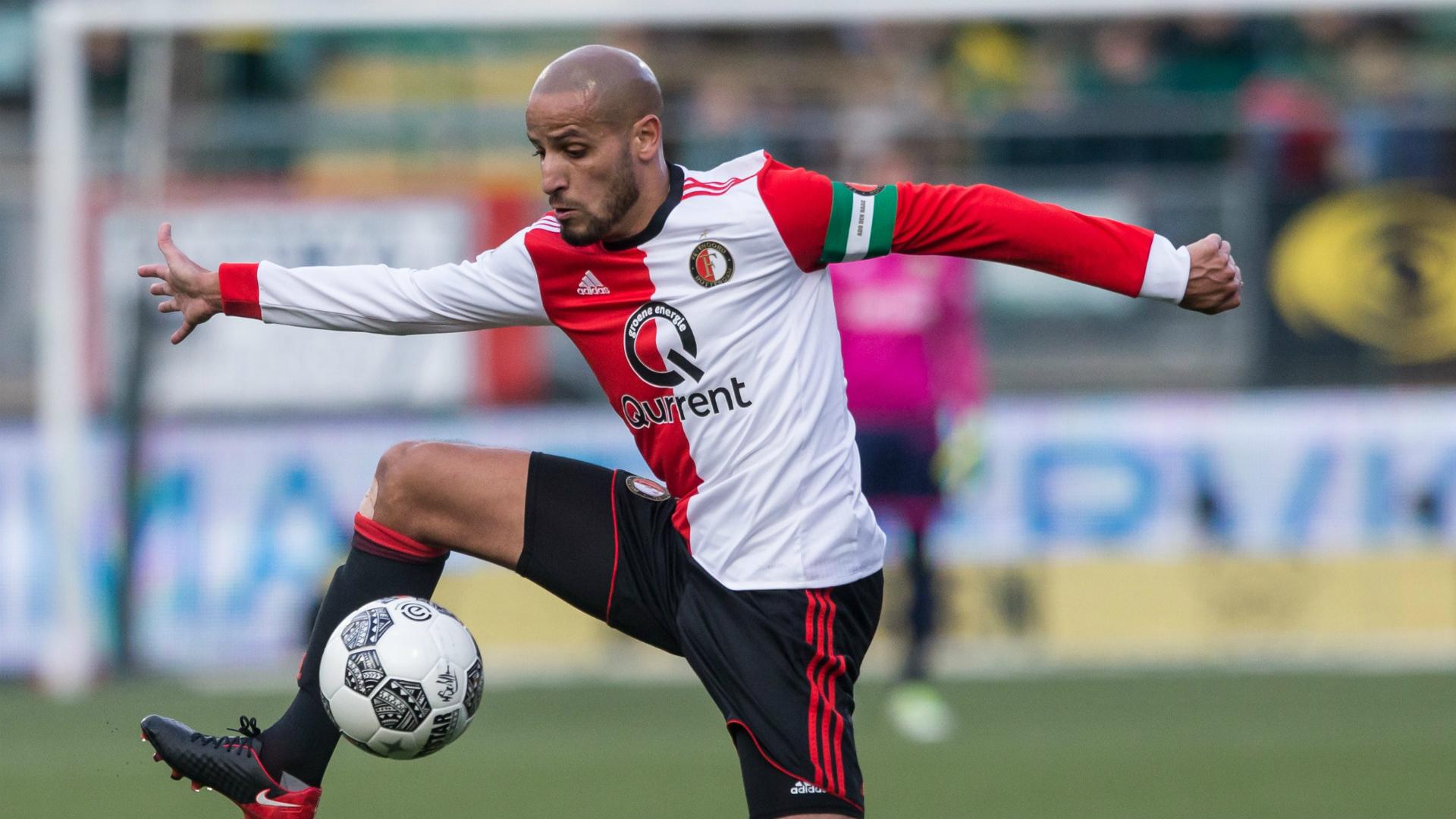 Karim El Ahmadi, ADO - Feyenoord, 11052017