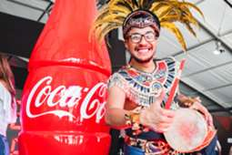Coca Cola Trophy Tour Mexico 5
