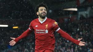 Mo Salah Liverpool 17032018