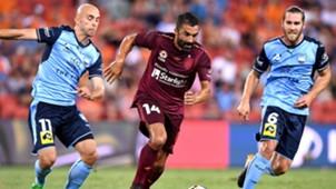Fahid Ben Khalfallah Brisbane Roar