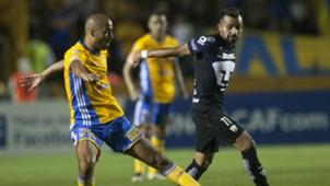 Guido Pizarro Tigres Pumas CONCACAF Champions League