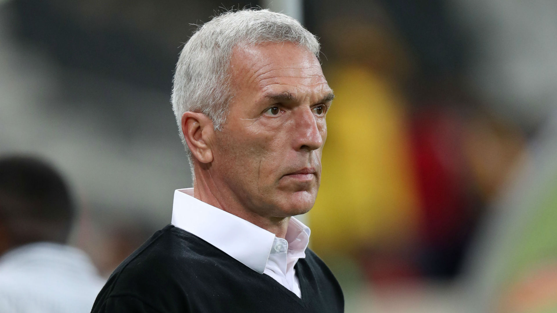 Ernst Middendorp, Kaizer Chiefs, December 2018