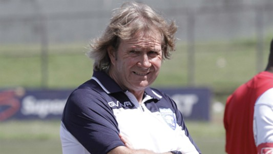 AFC Leopards coach Stewart Hall.