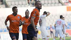 Edin Visca Basaksehir Antalyaspor STSL 09162018
